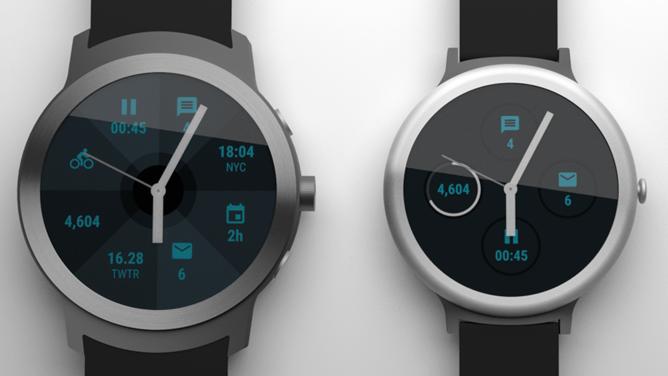 LG Watch Sport et LG Watch Style : voici les deux montres Android Wear développées avec Google