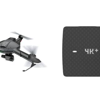 CES 2017 : Yi 4K+ et Erida, une action cam 4K 60 FPS et un drone allant jusqu'a 120km/h