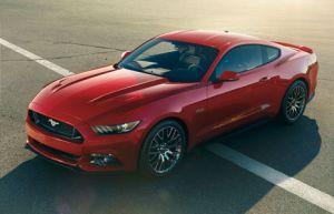 Ford prépare une Mustang électrique et une voiture autonome