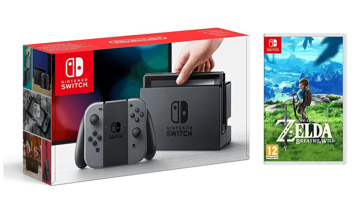 🔥 Bon Plan : La Nintendo Switch à 284 euros chez Cdiscount avec ce code promo