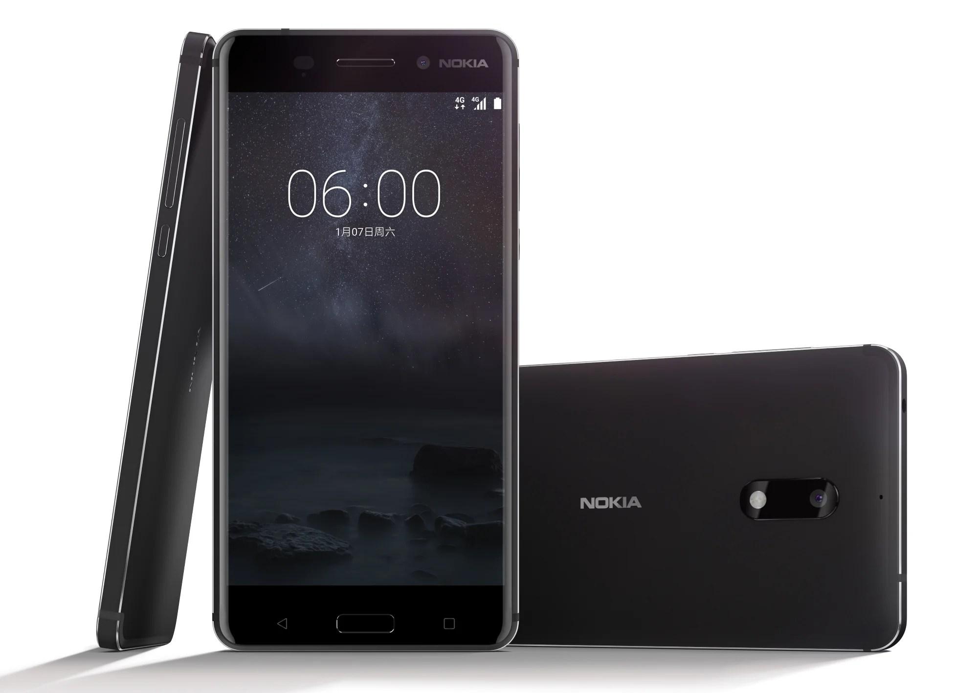 Le Nokia 6 pourrait avoir droit à une variante argentée et une version internationale