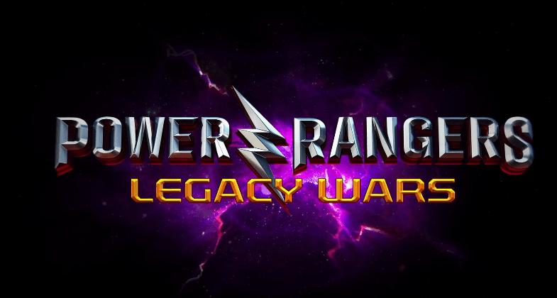 Power Rangers Legacy Wars : une sortie en mars 2017 sur Android et iOS
