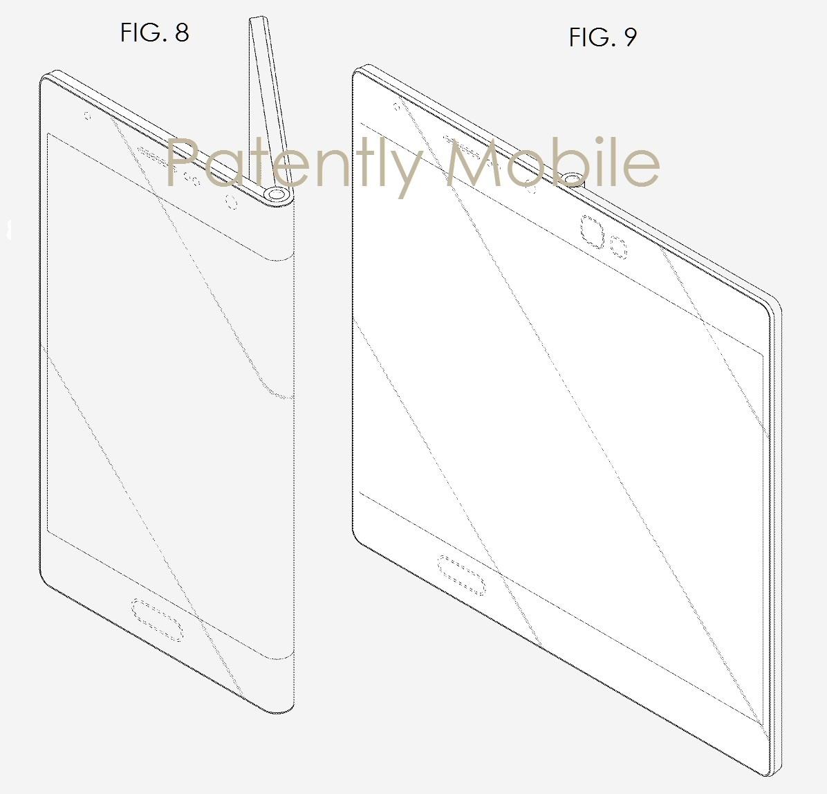 Le Samsung Galaxy X serait un smartphone dépliable en tablette de 7 pouces