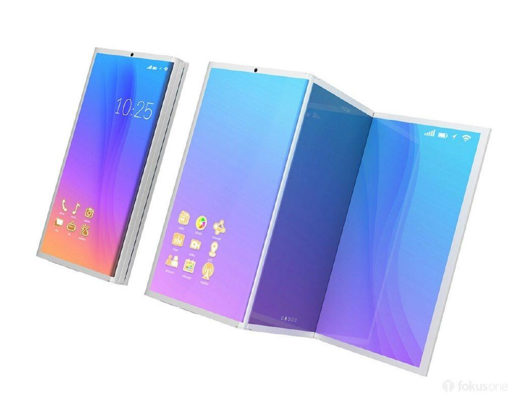 Samsung Galaxy X : des prototypes à deux écrans OLED bientôt en test