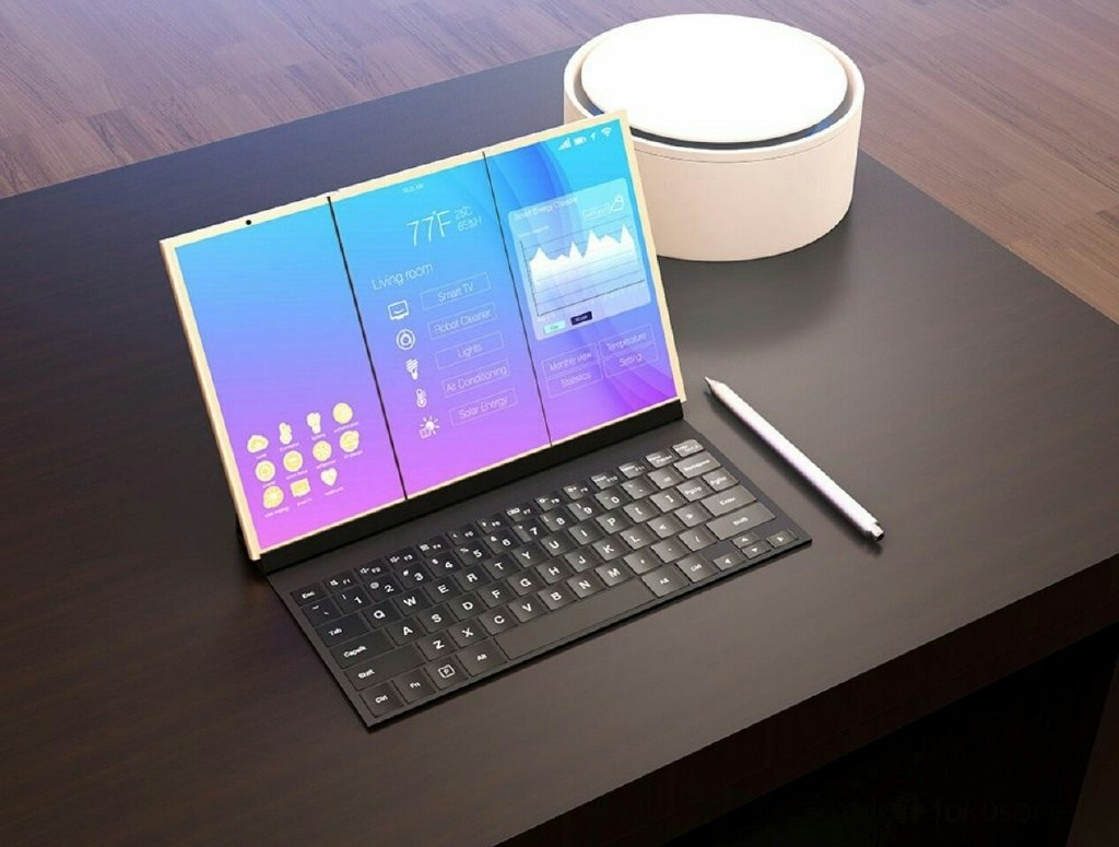 Tech'spresso : un brevet nous éclaire sur le Galaxy X, Google Pay sur navigateur et future victoire de Chrome OS