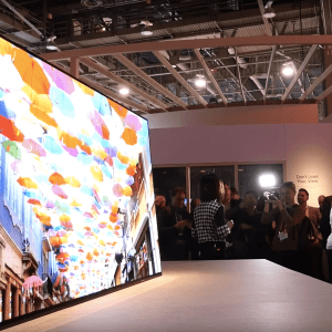 Vidéo : Bravia A1, la première TV OLED 4K HDR de Sony