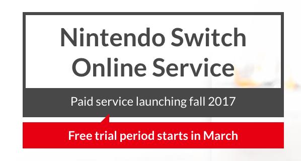 Nintendo Switch : les fonctions sociales passeront par une application payante