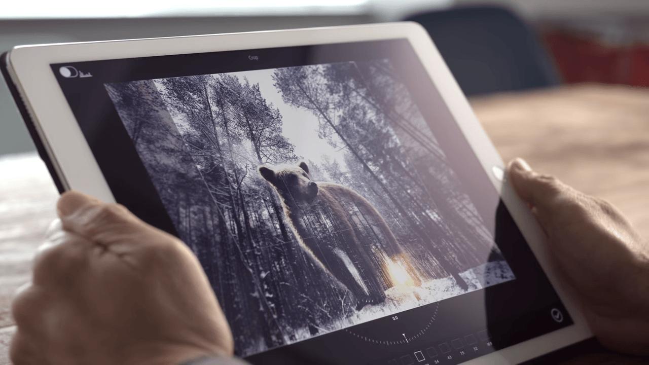 Le concept de l'assistant vocal d'Adobe pour éditer des photos a de quoi faire rêver
