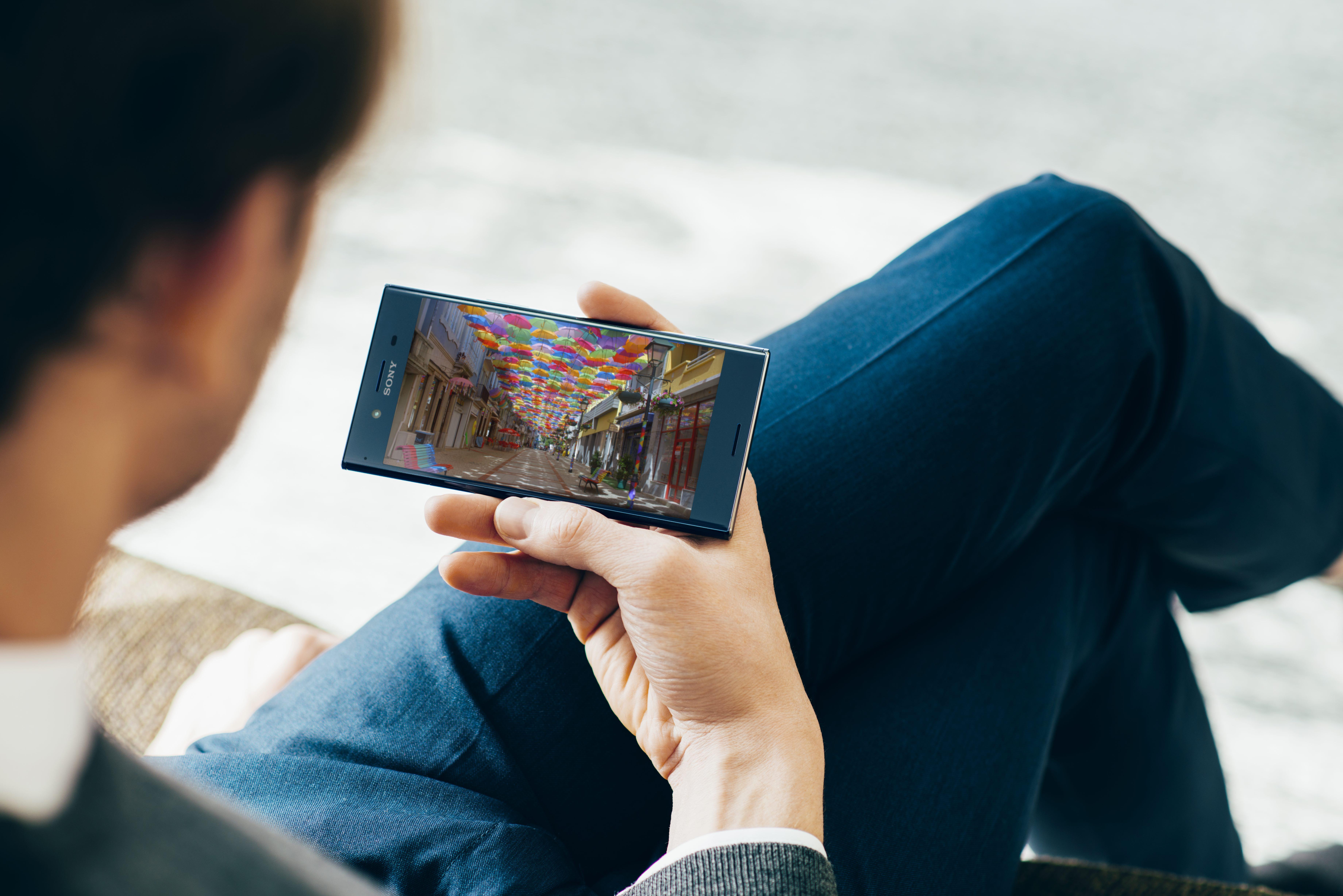 Sony est le premier (après Google) à déployer Oreo sur l'un de ses smartphones