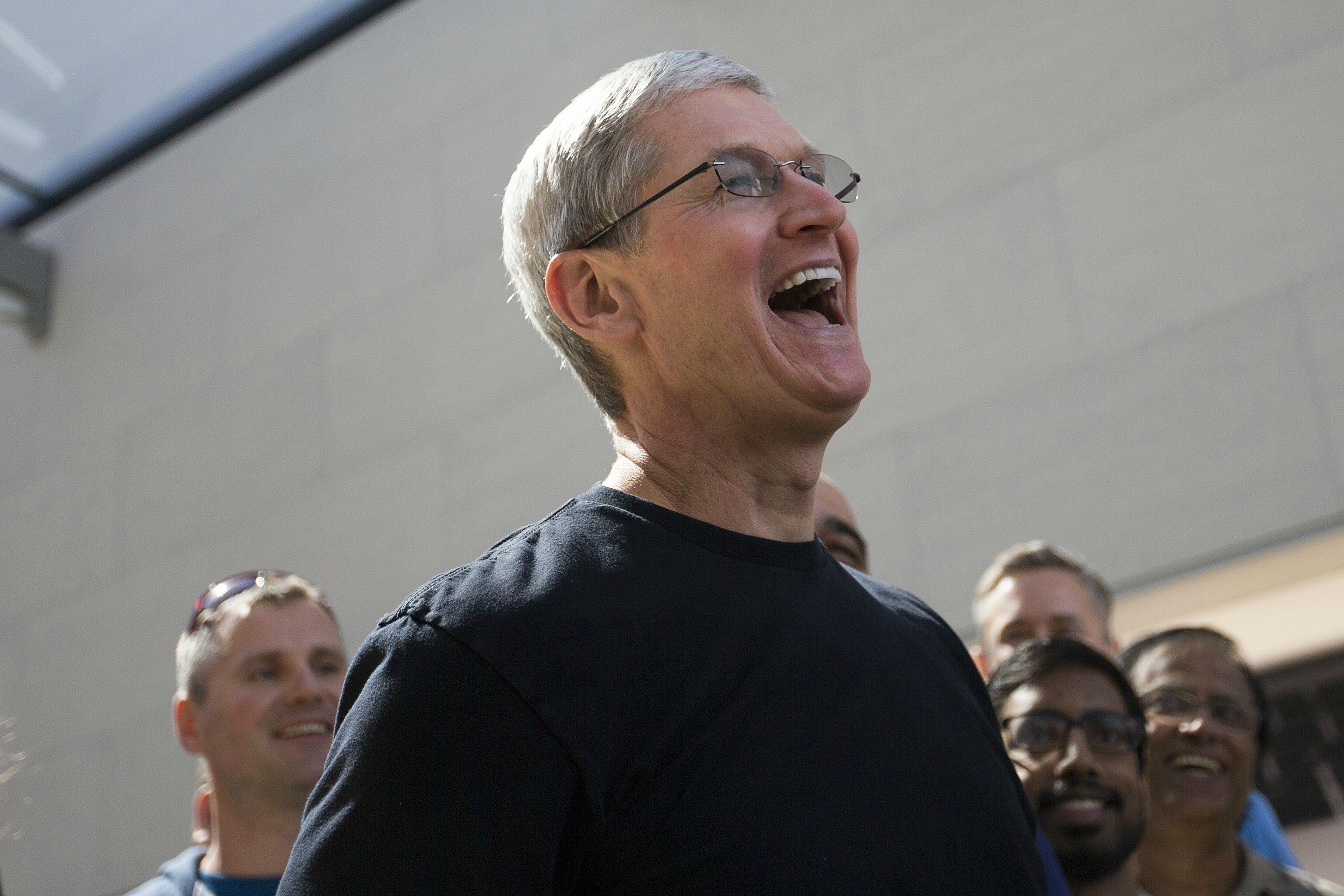 Malgré la déception des fans, Apple se porte bien