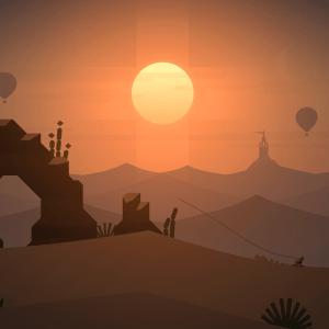 Alto's Odyssey : un premier teaser dépaysant pour la suite d'Alto's Adventure