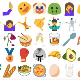 Les emojis sur Android, le problème de fragmentation en question