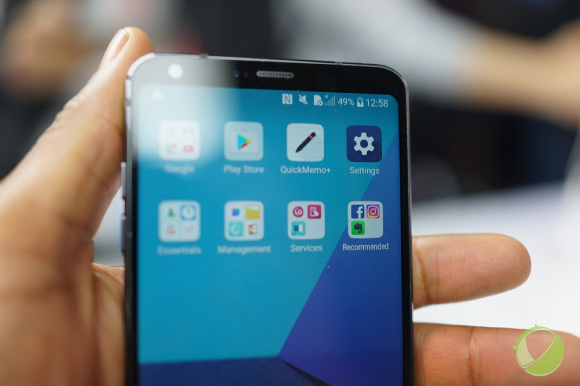 Exclusif : LG G6, son prix et sa disponibilité en France – MWC 2017