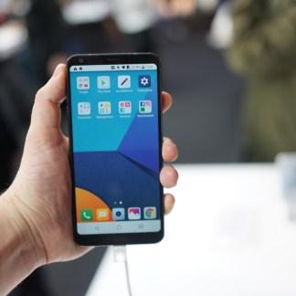 Vidéo : notre prise en main du LG G6 au MWC 2017