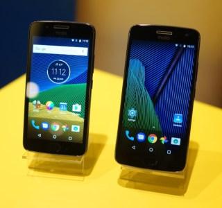 Vidéo : prise en main des Lenovo Moto G5 et G5 Plus au MWC 2017