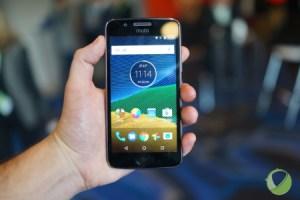 🔥 Bon plan : Le Lenovo Moto G5 à 189 euros sur Amazon