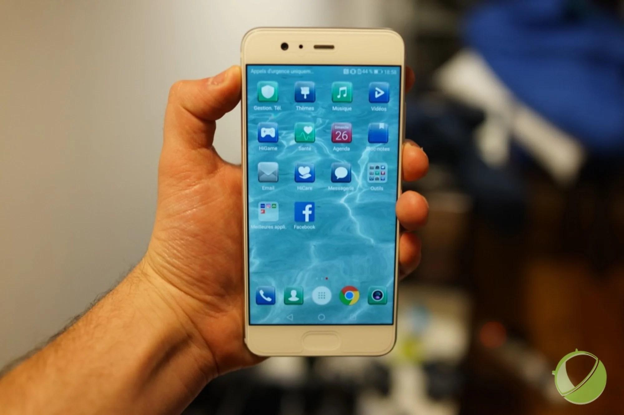Prise en main du Huawei P10 : 5,1 pouces de bonheur