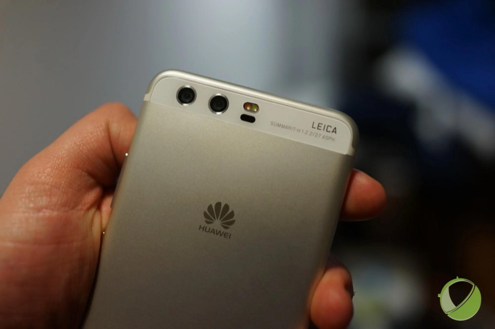 Huawei P10 : les effets photo arriveront sur le Mate 9… mais pas sur le P9 – MWC 2017
