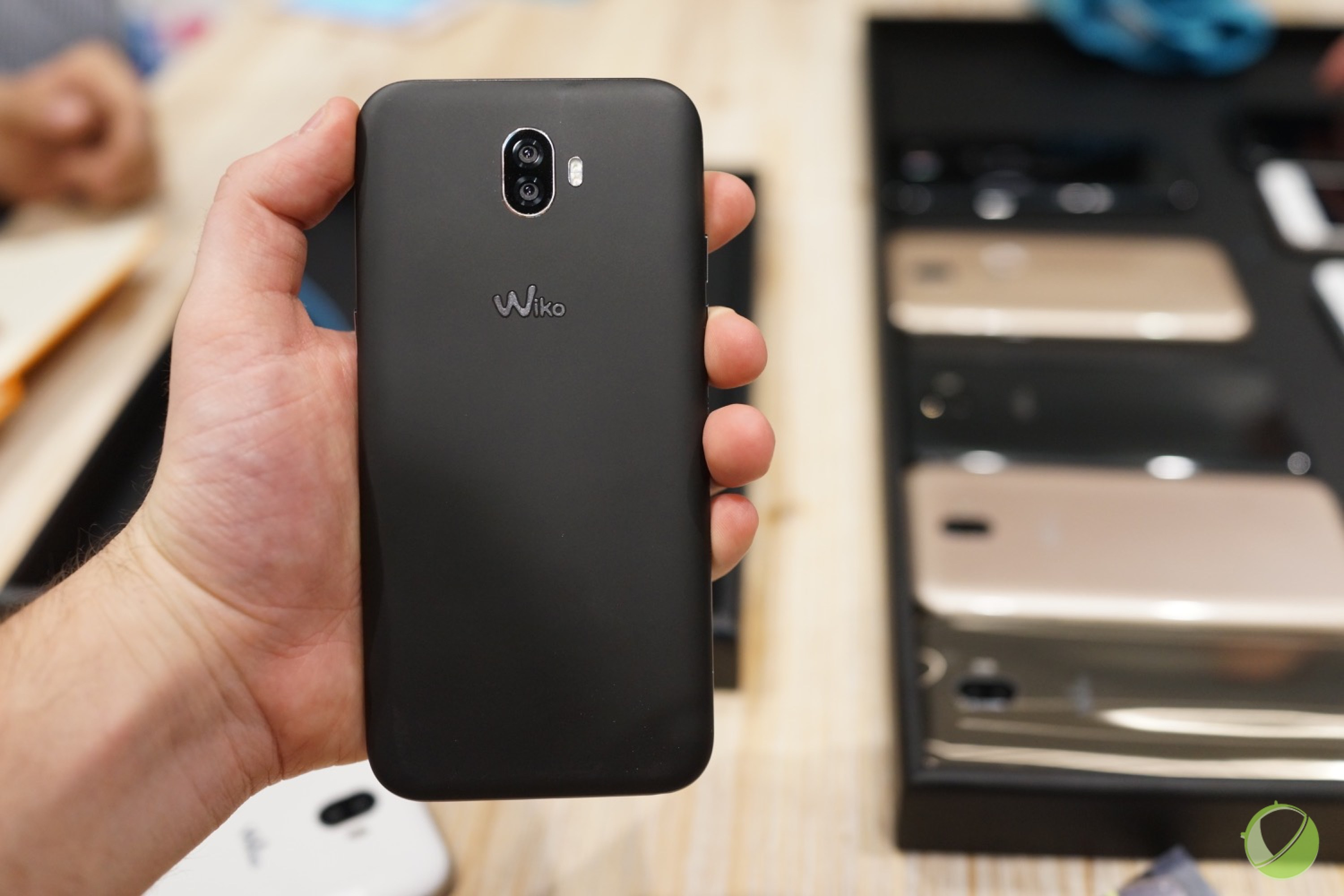 Comment Qualcomm aide Wiko à devenir un grand