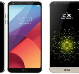 LG G6 vs LG G5 : faut-il craquer ?