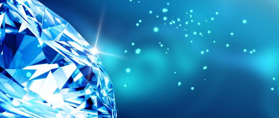 Le diamant, prochain composant à la mode sur nos smartphones ?