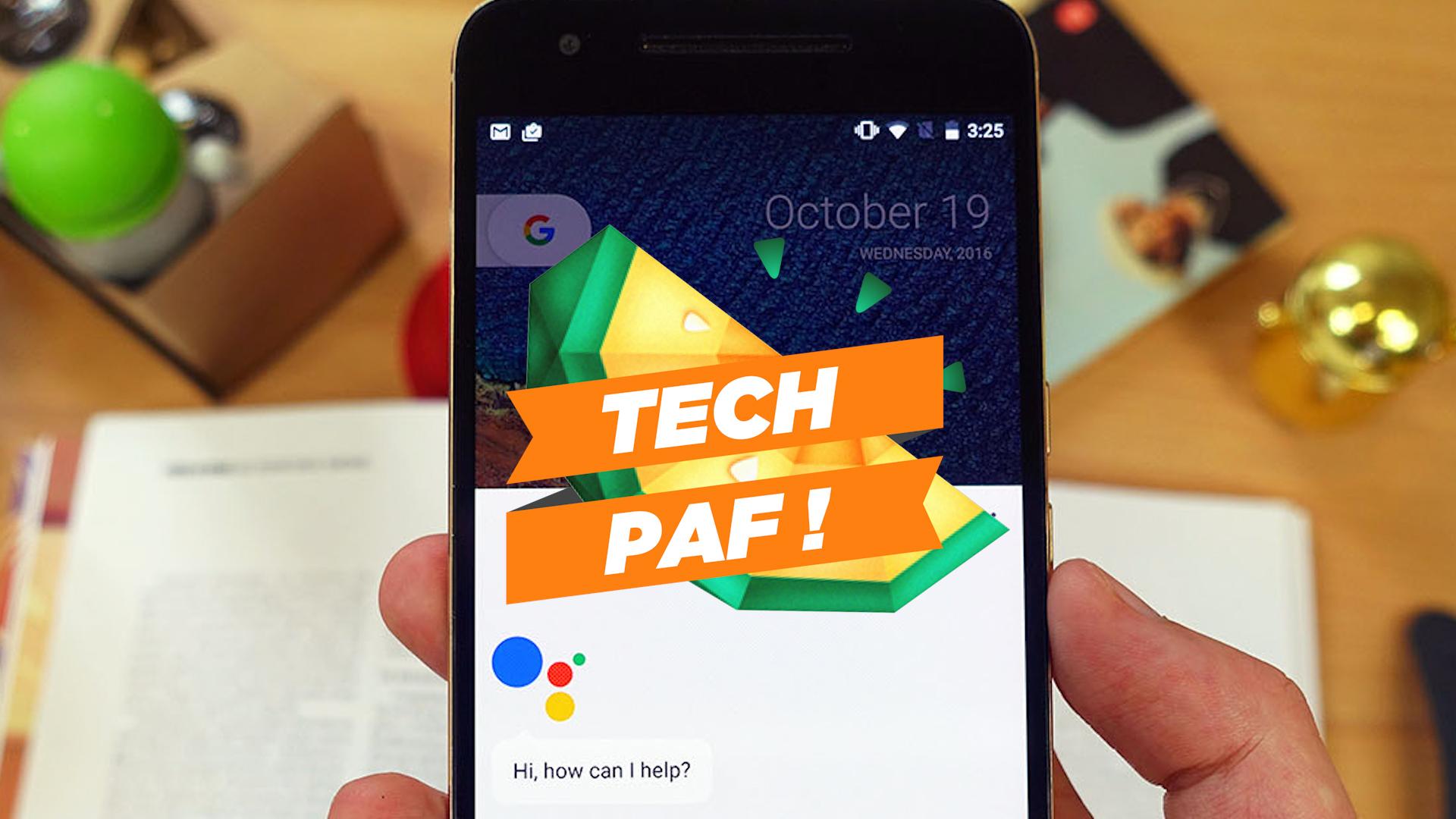 Tech'PAF #7 en VoD : Google Assistant en France : à quoi faut-il s'attendre ?