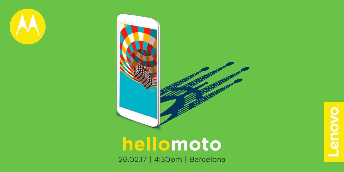 Lenovo Moto G5 et G5 Plus : suivez en direct la conférence du MWC 2017