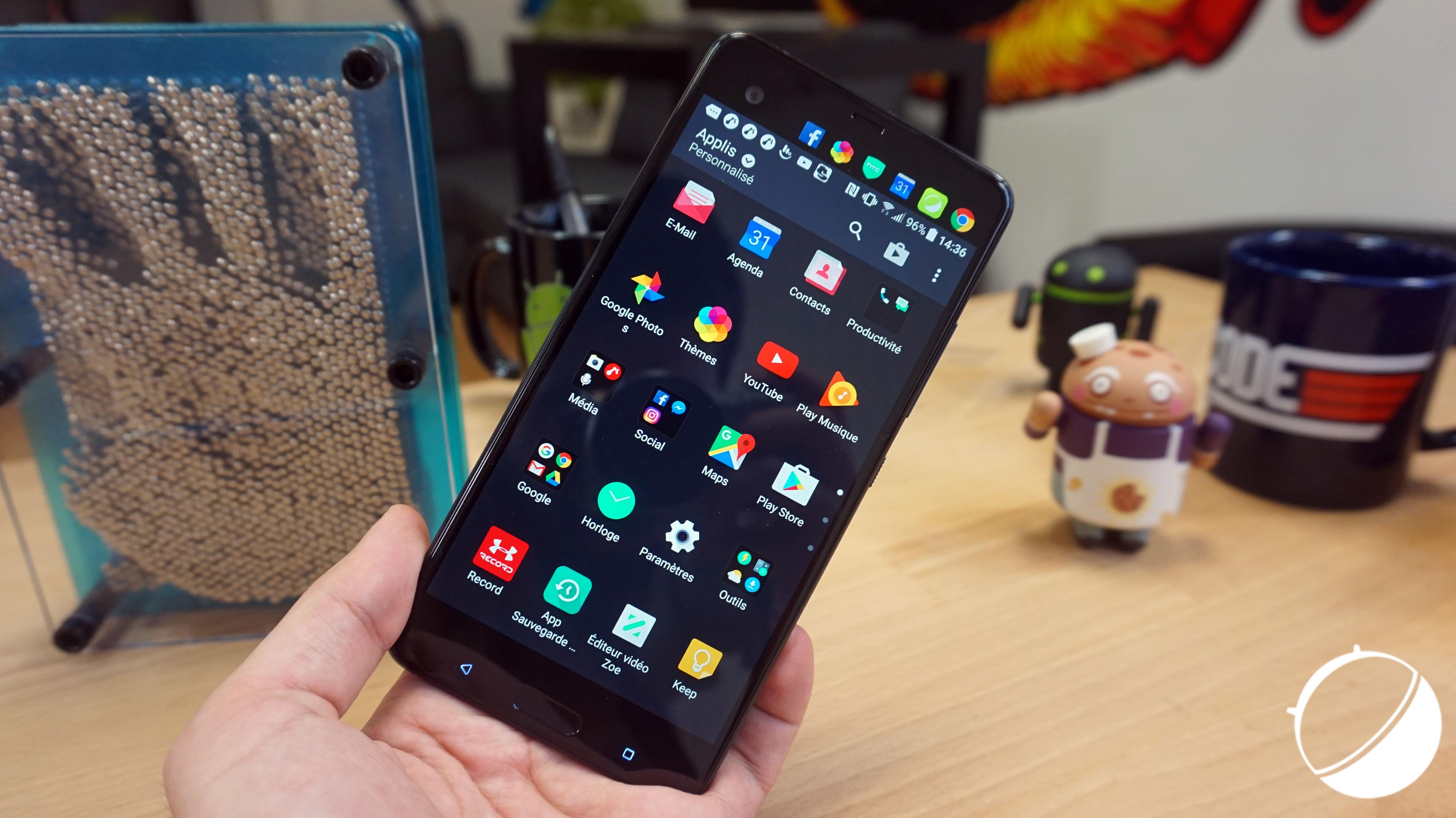 Test vidéo du HTC U Ultra : un smartphone performant et ingénieux malgré quelques défauts