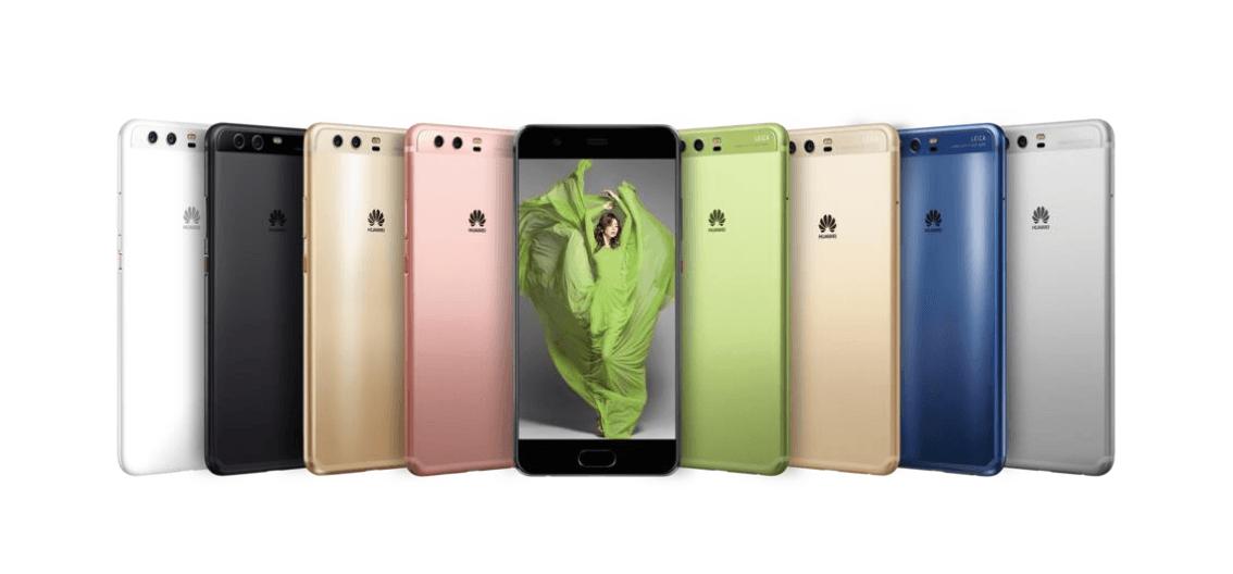 Huawei P10 et P10 Plus : caractéristiques, prix et disponibilité en France