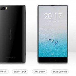 Ulefone F1 : un énième smartphone « sans bordures »
