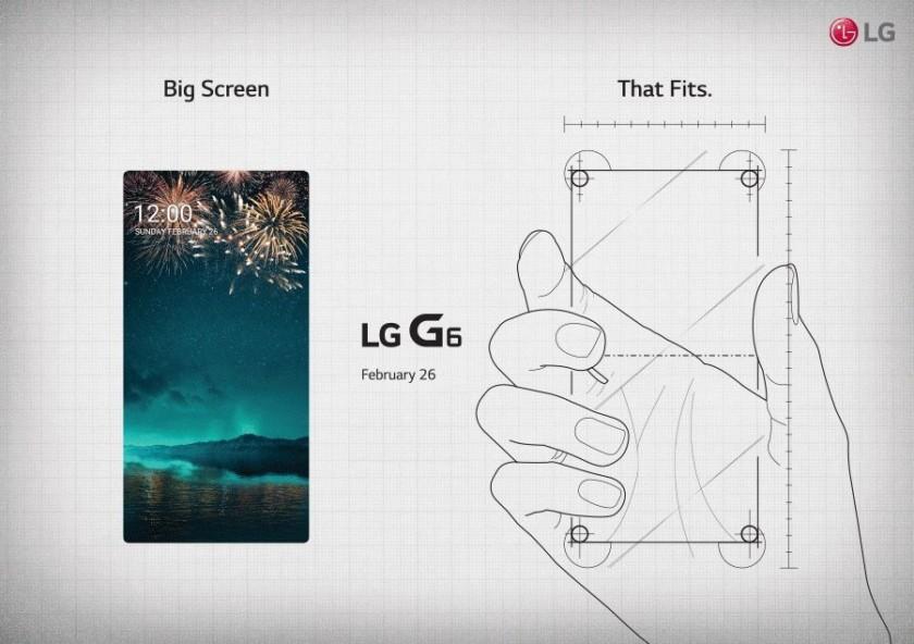 LG G6 : comment suivre la conférence de LG en direct au MWC 2017