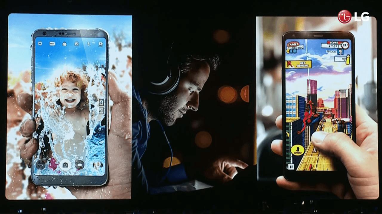 Le LG G6 arrivera d'abord en Australie, avant L'Europe et les États-Unis