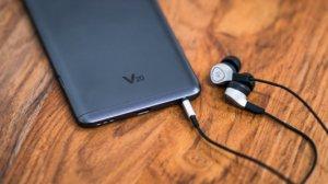 Le LG G6 misera sur l'audio et utilisera le quadruple DAC du LG V20