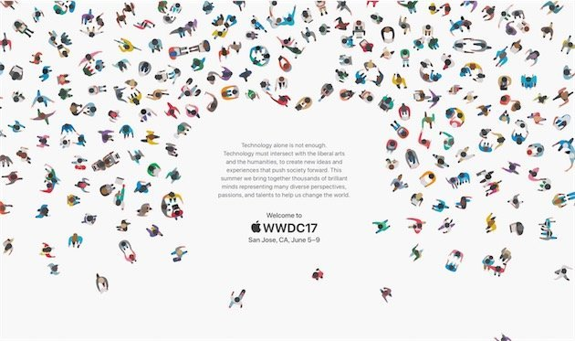 WWDC 2017 : la messe d'Apple se tiendra du 5 au 9 juin à San Jose