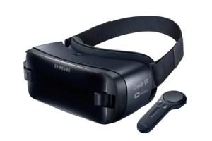 MWC 2017 : Samsung présente un nouveau Gear VR avec une manette de motion control