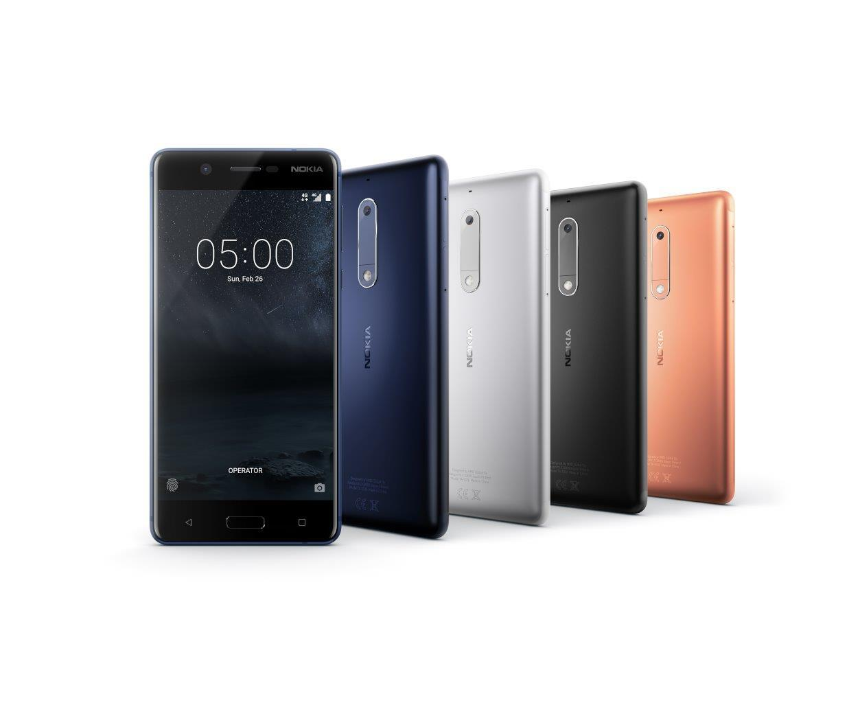 Nokia 3, 5 et 6 : Android 8.0 Oreo arrive plus tôt que prévu