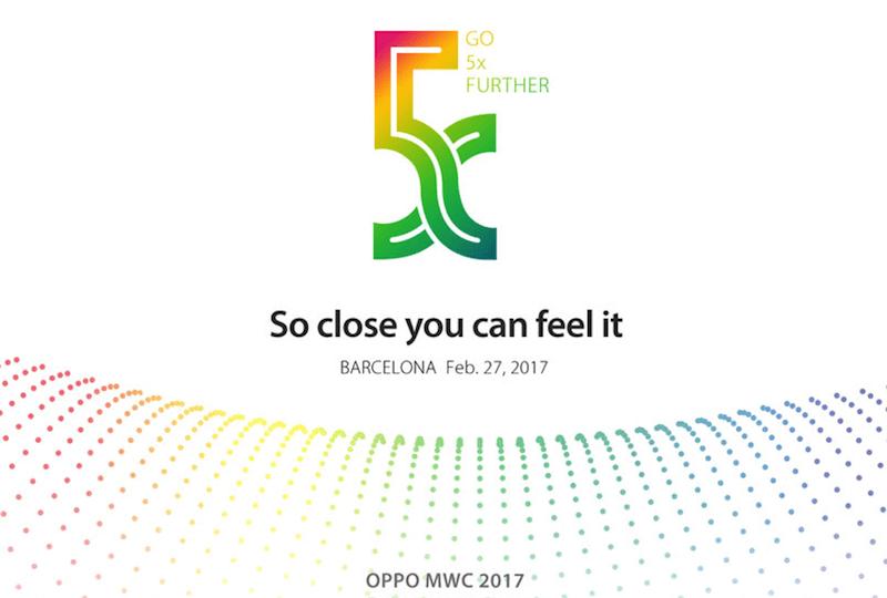 MWC 2017 : Oppo veut révolutionner la photographie mobile
