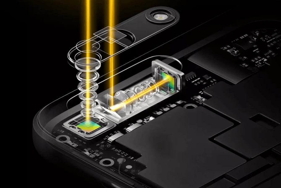 Oppo 5x : un double capteur photo avec objectif periscopique au MWC 2017