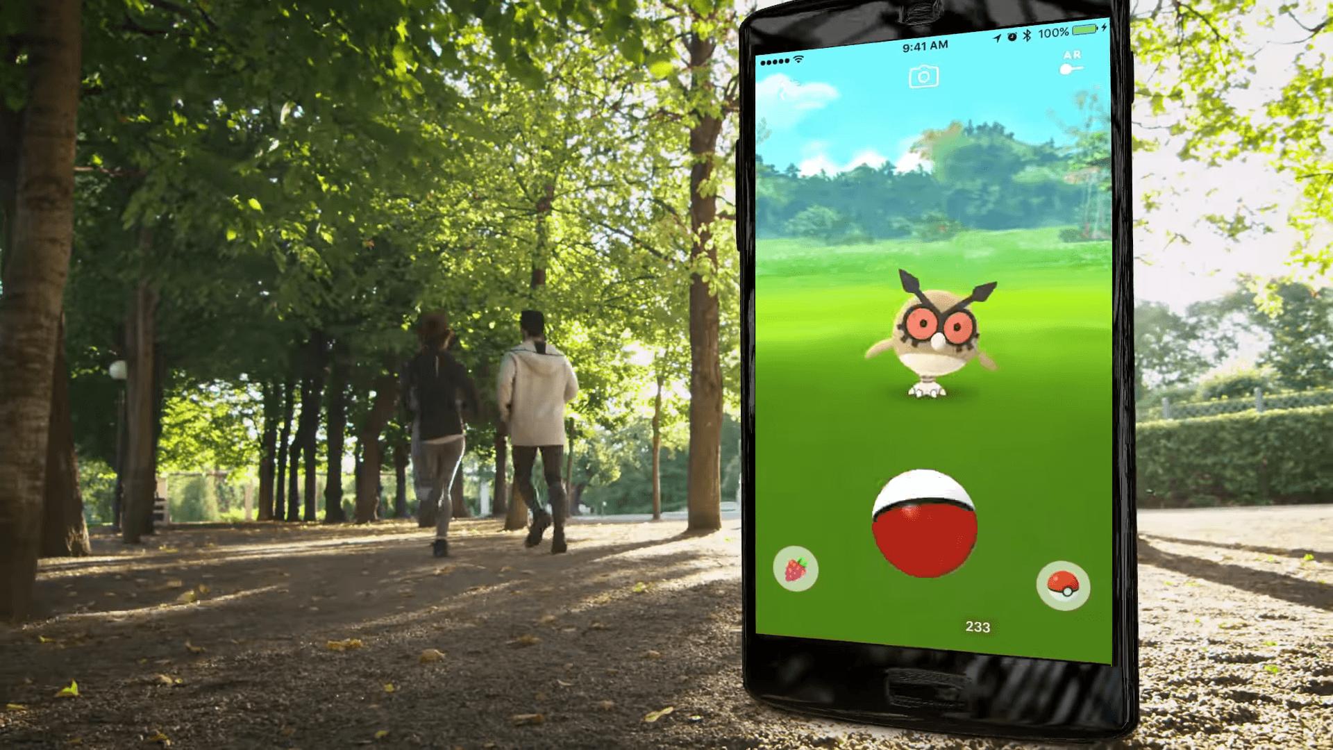 Pokémon GO : la seconde génération est disponible