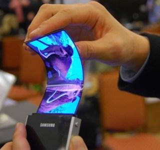 Le smartphone pliable de Samsung n'est «plus très loin»