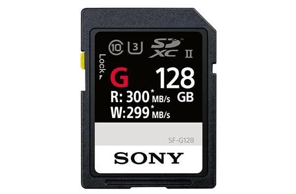 Sony bat le record du monde de vitesse avec sa nouvelle carte SD