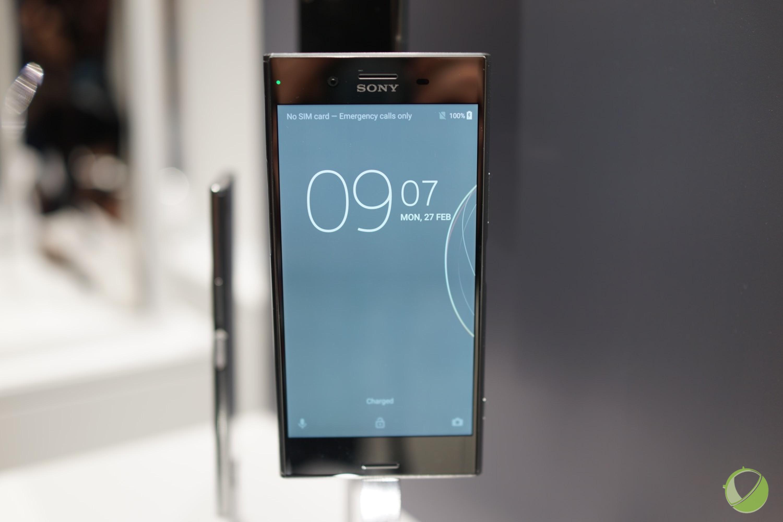 Le Sony Xperia XZ Premium moins performant que ses rivaux ?