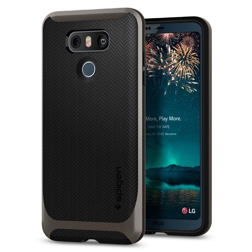 LG G6 : un accessoiriste confirme le design du smartphone