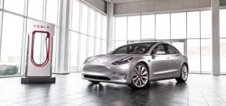 Tesla Model 3 : le modèle de série dévoilé en juillet