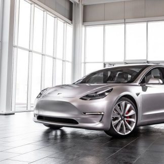 L'autonomie et les options de la Tesla Model 3 révélées