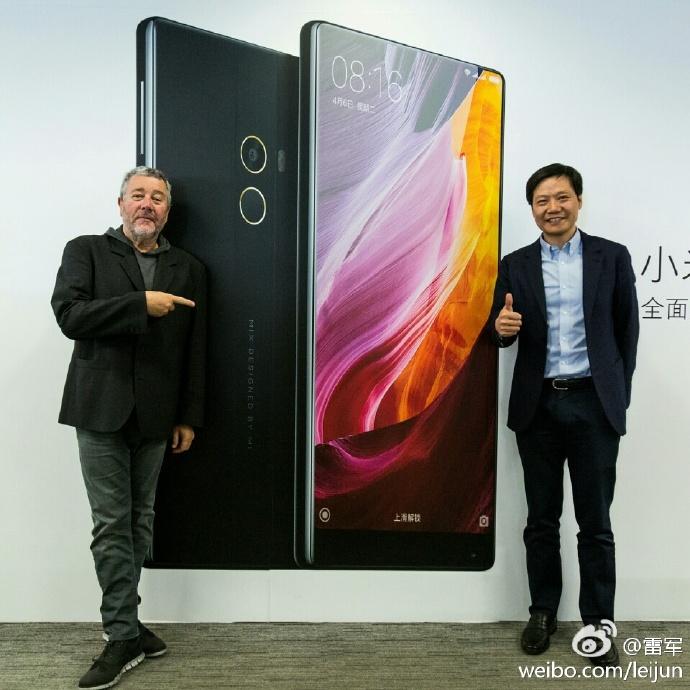 Le Xiaomi Mi Mix 2 sera encore plus impressionnant