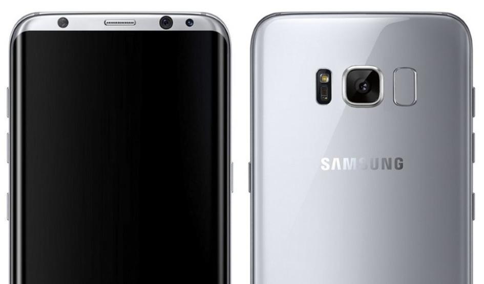 Galaxy S8 : Samsung ne voulait pas mettre le lecteur d'empreintes à l'arrière