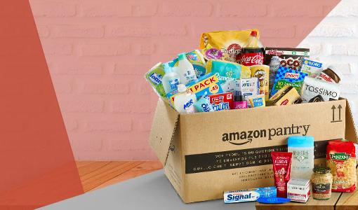 Amazon Pantry : faites-vous livrer vos courses avec Amazon