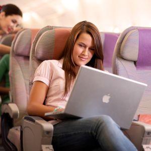 Connexion Wi-Fi haut-débit sur les vols en Europe, bientôt une réalité