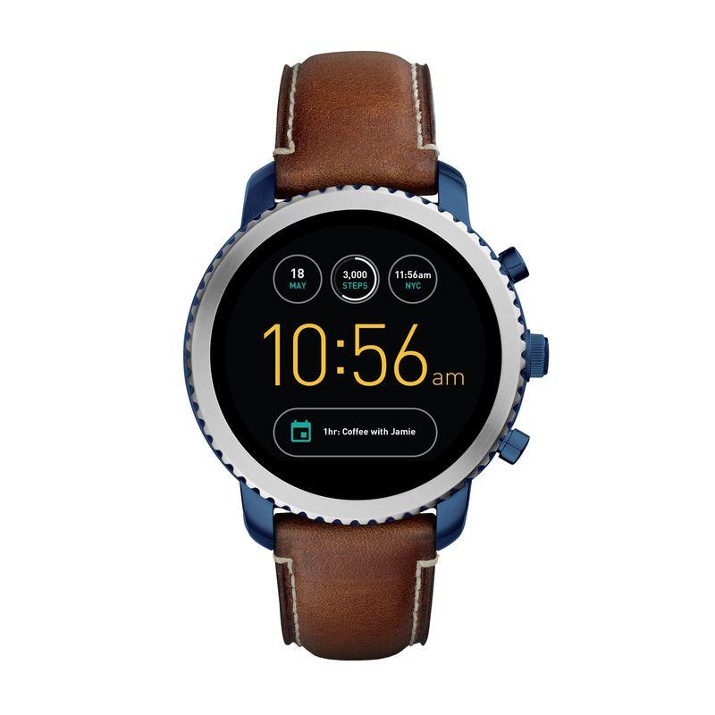 Fossil prévoit de lancer 300 variantes de montres Android Wear cette année
